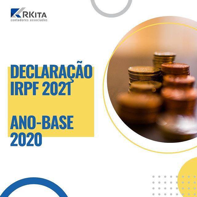 IRPF Declaração Ajuste Anual